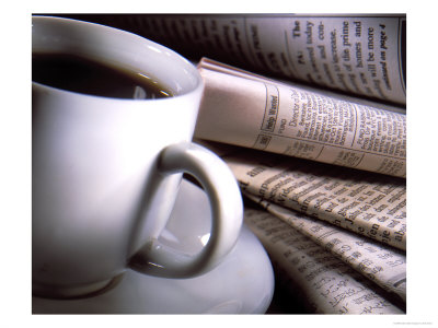 595777cup-of-coffee-by-various-foreign-newspapers-posters