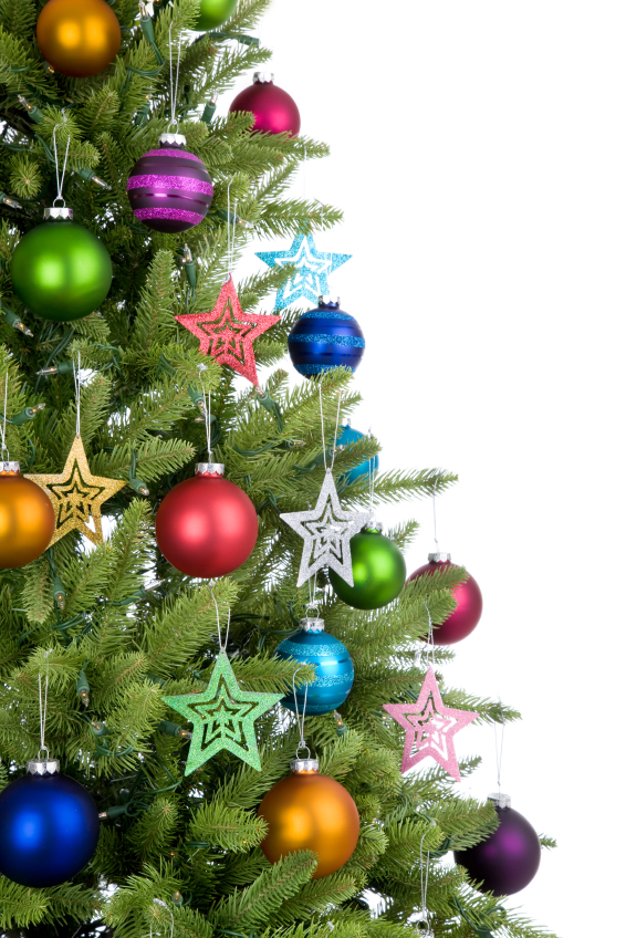 Stunning Tree with Christmas Decorations 566 x 848 · 590 kB · jpeg